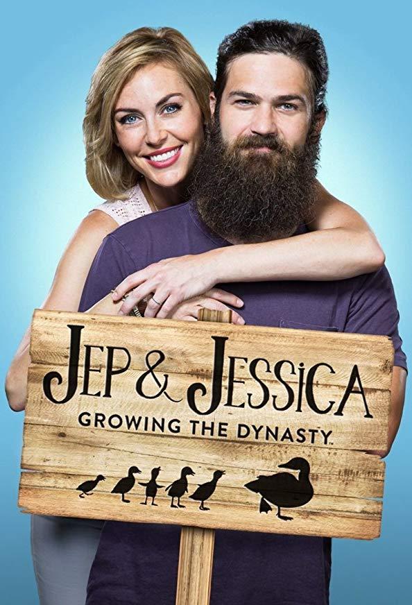 Jep & Jessica: Growing the Dynasty kapak