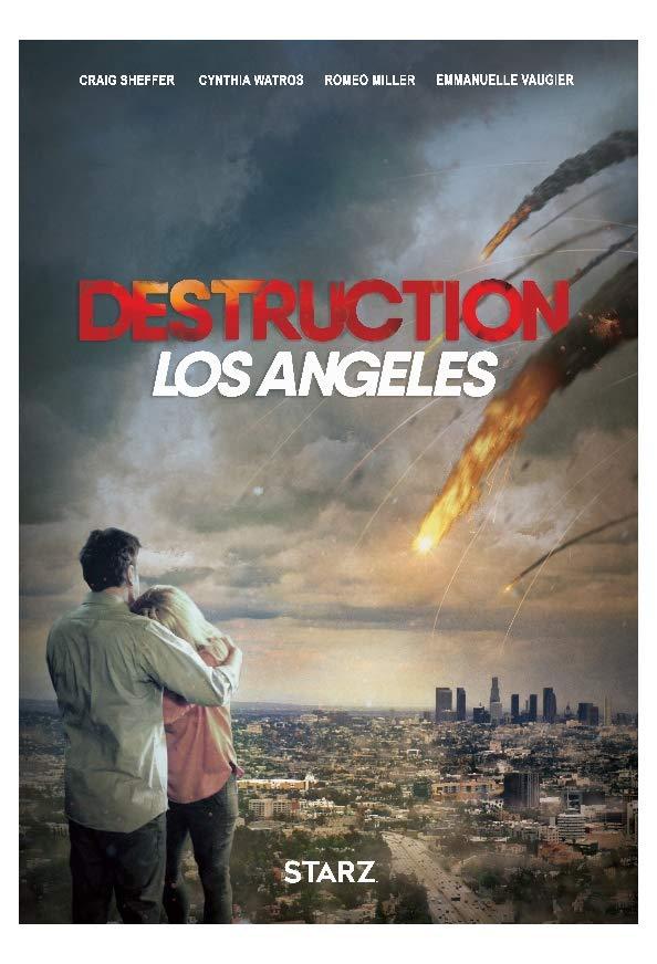 Destruction Los Angeles kapak