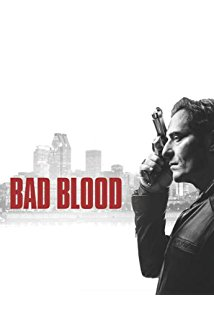 Bad Blood kapak