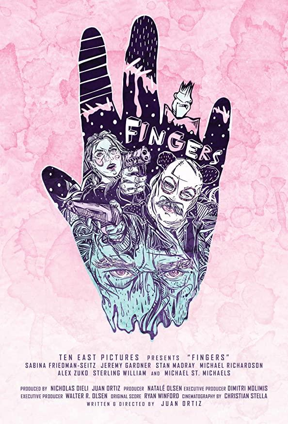 Fingers kapak