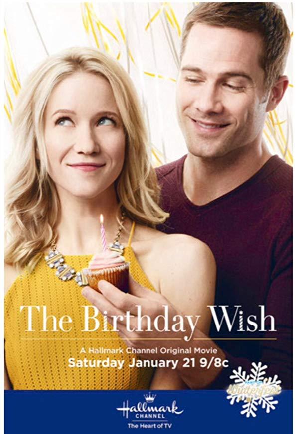 The Birthday Wish kapak
