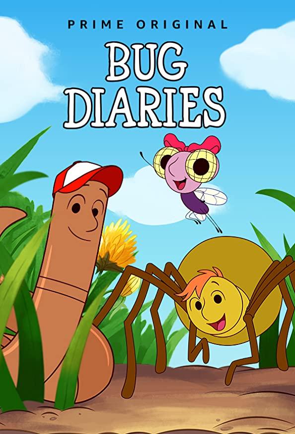 The Bug Diaries kapak