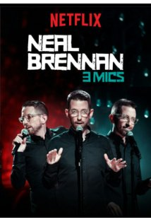 Neal Brennan: 3 Mics kapak