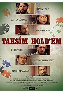 Taksim Hold'em kapak