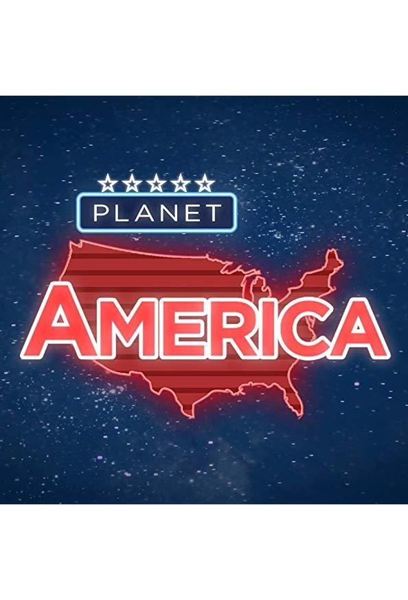 Planet America kapak