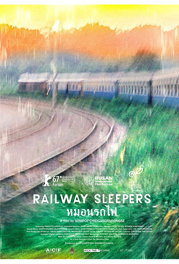 Railway Sleepers kapak