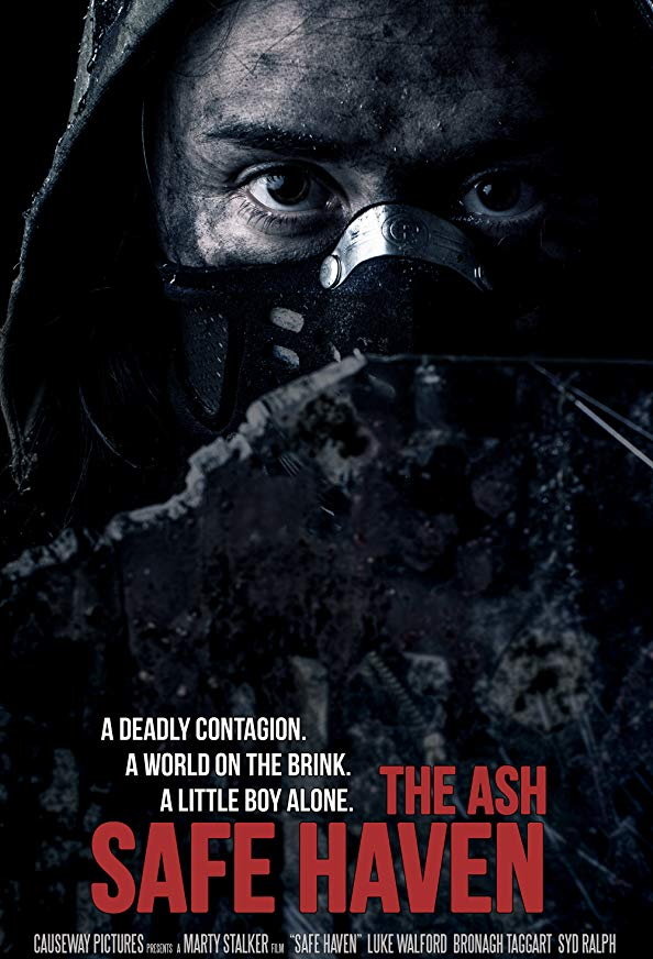 The Ash: Safe Haven kapak