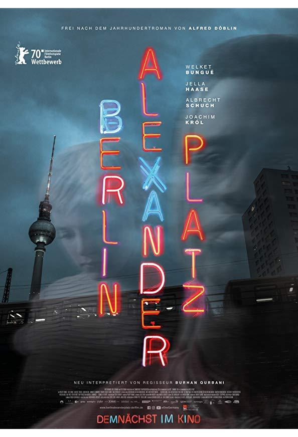 Berlin Alexanderplatz kapak