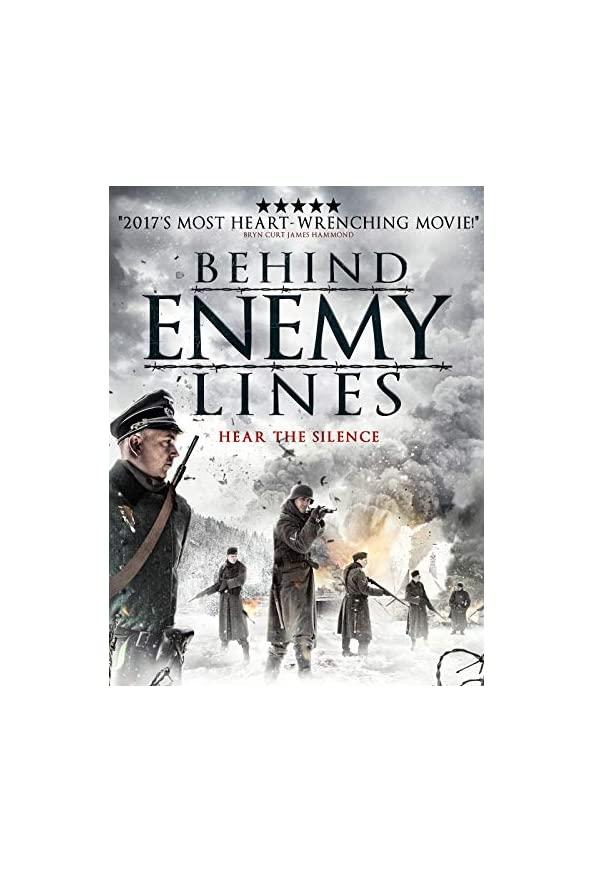 Behind Enemy Lines kapak