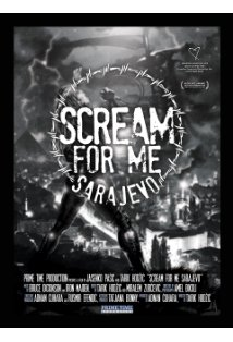 Scream for Me Sarajevo kapak