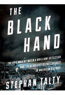 The Black Hand kapak
