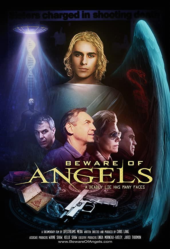 Beware of Angels kapak