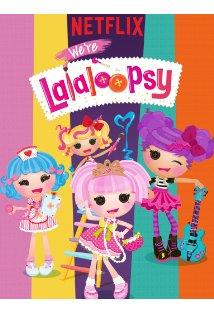 We're Lalaloopsy kapak