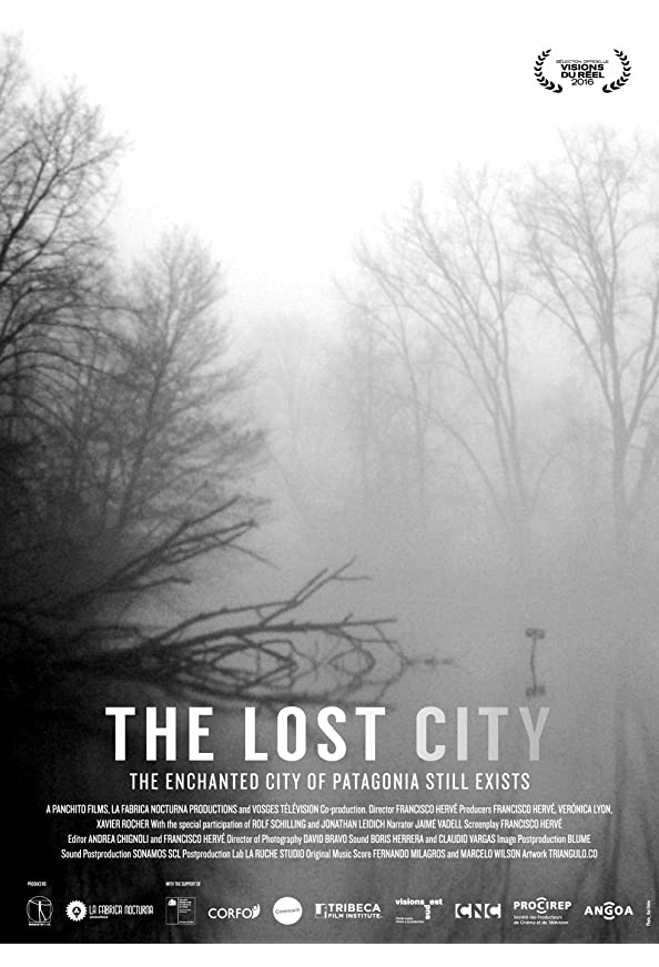 La ciudad perdida kapak