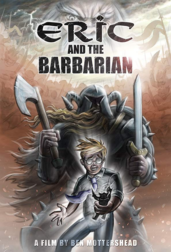 Eric and the Barbarian kapak