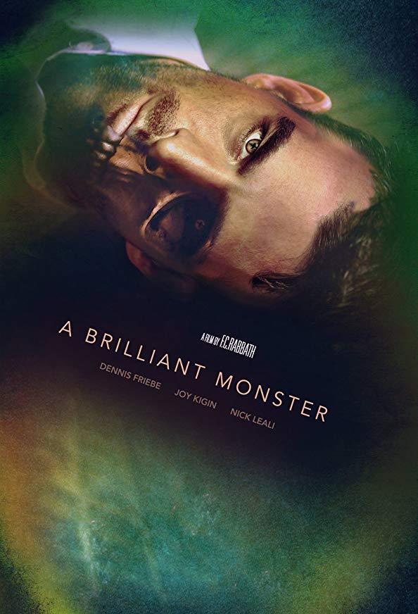A Brilliant Monster kapak