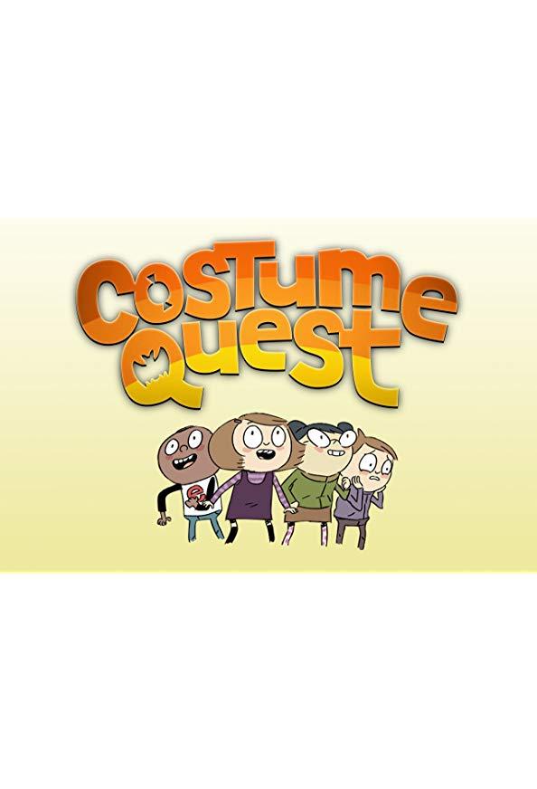 Costume Quest kapak