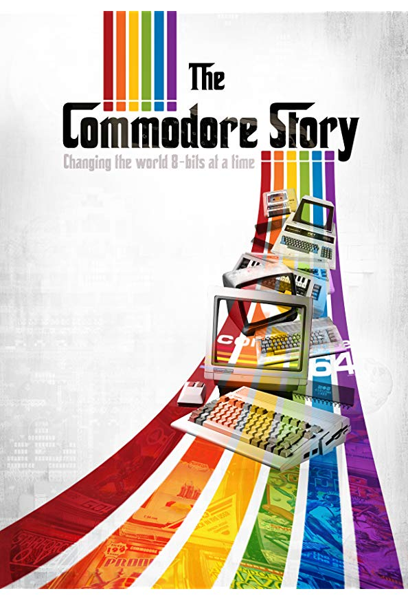 The Commodore Story kapak