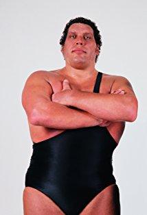 Andre The Giant kapak