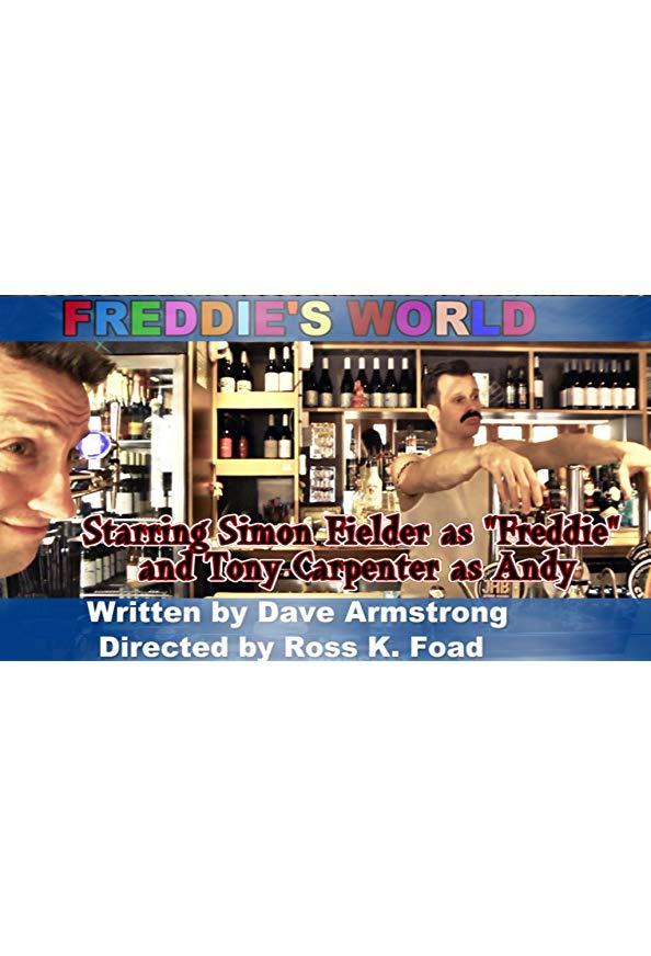 Freddie's World kapak
