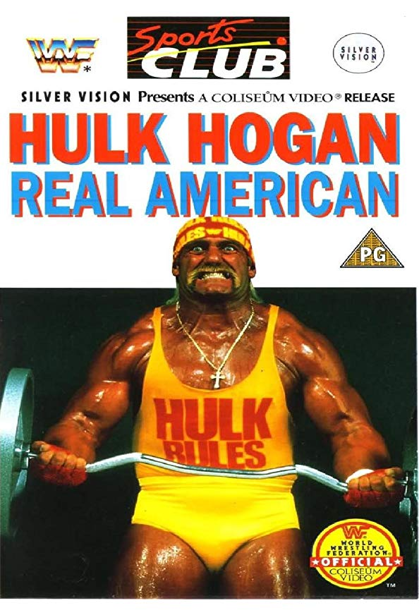 Hulk Hogan Real American kapak
