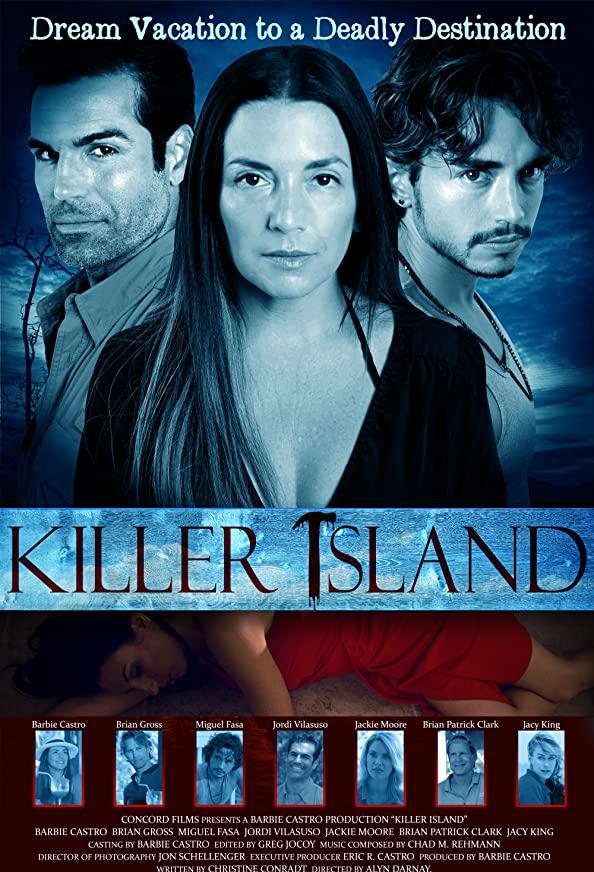 Killer Island kapak