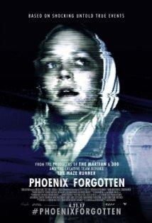 Phoenix Forgotten kapak