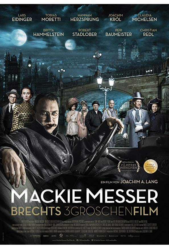 Mack the Knife - Brecht's Threepenny Film kapak