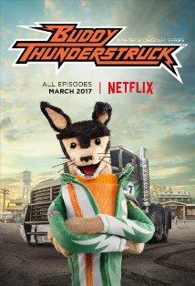 Buddy Thunderstruck kapak