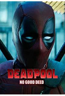Deadpool: No Good Deed kapak