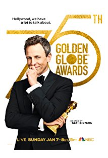 The 75th Golden Globe Awards kapak