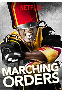 Marching Orders kapak