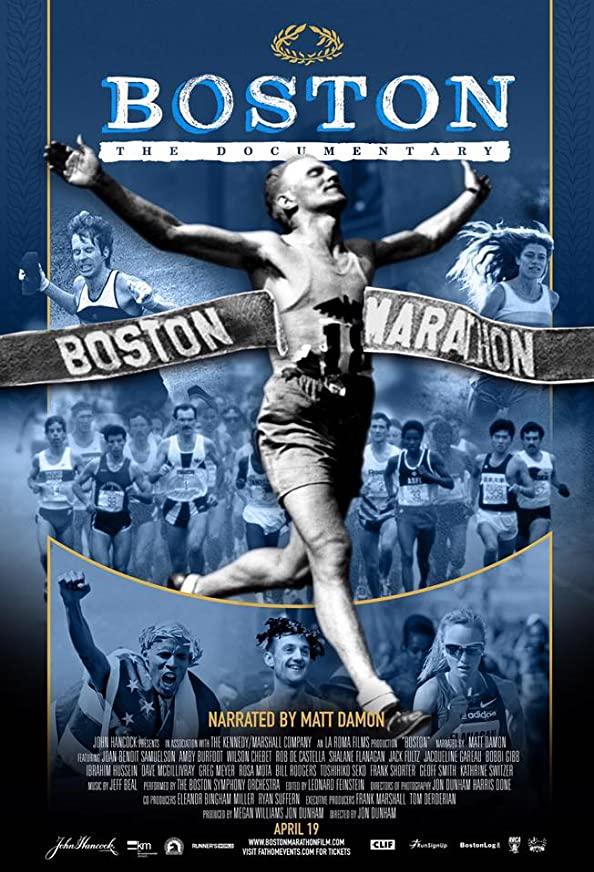 BOSTON: An American Running Story kapak