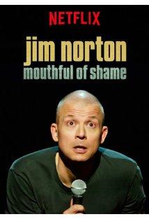 Jim Norton: Mouthful of Shame kapak