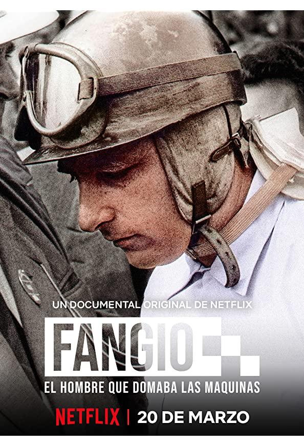 A Life of Speed: The Juan Manuel Fangio Story kapak