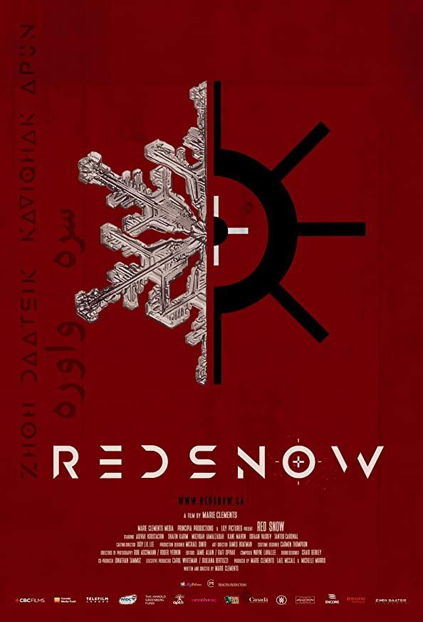 Red Snow kapak
