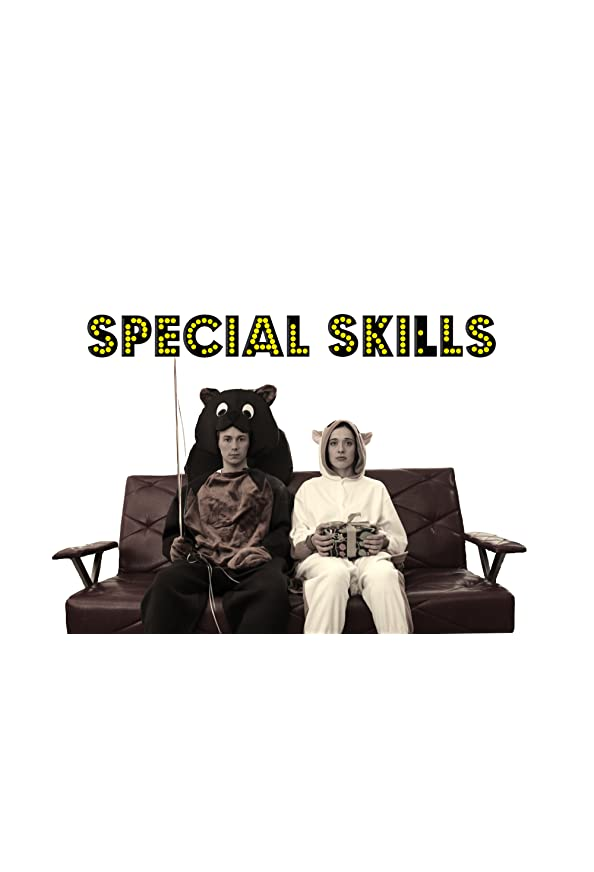 Special Skills kapak