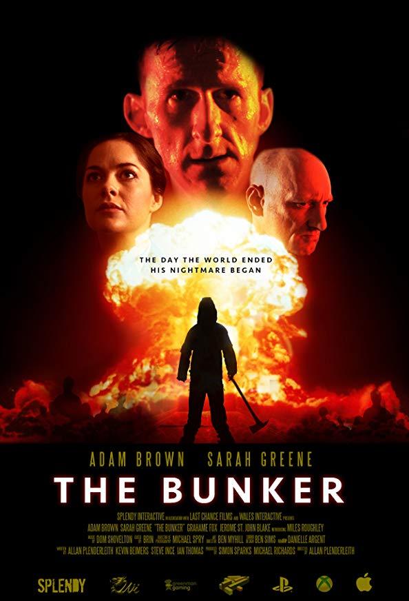 The Bunker kapak
