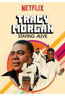 Tracy Morgan: Staying Alive kapak