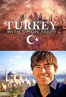 Turkey with Simon Reeve kapak
