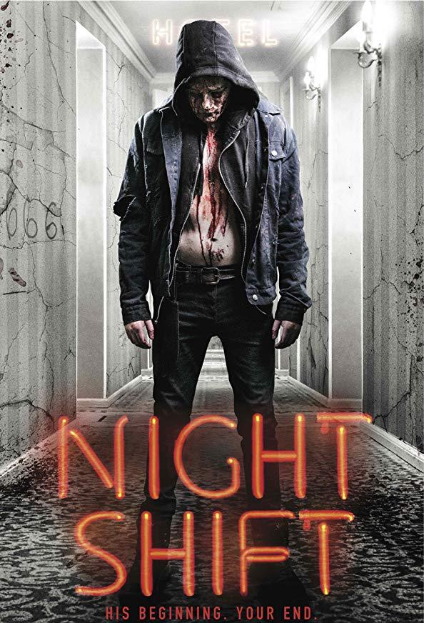 Nightshift kapak