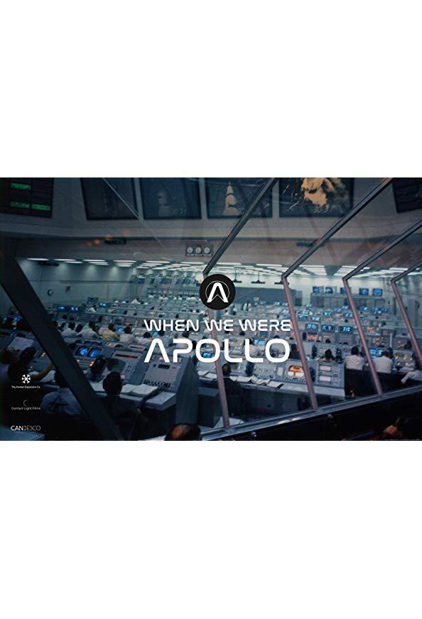 When We Were Apollo kapak