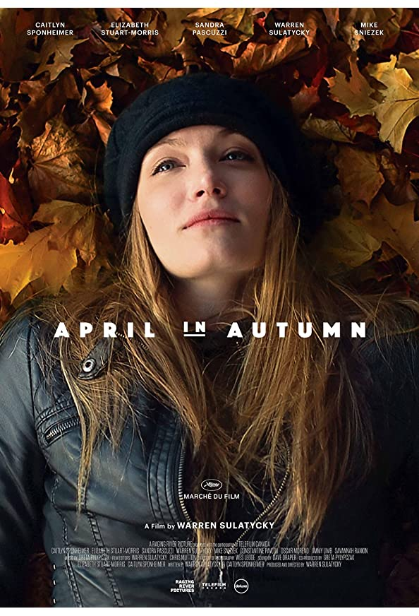 April in Autumn kapak