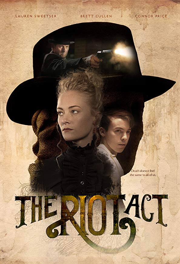 The Riot Act kapak