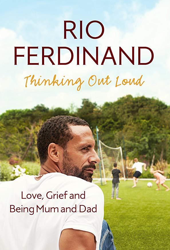 Rio Ferdinand: Being Mum and Dad kapak