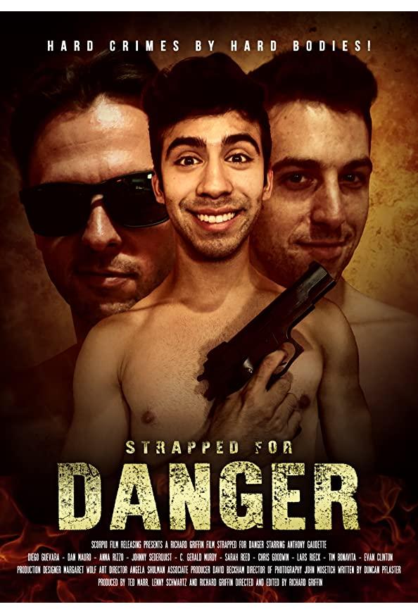 Strapped for Danger kapak