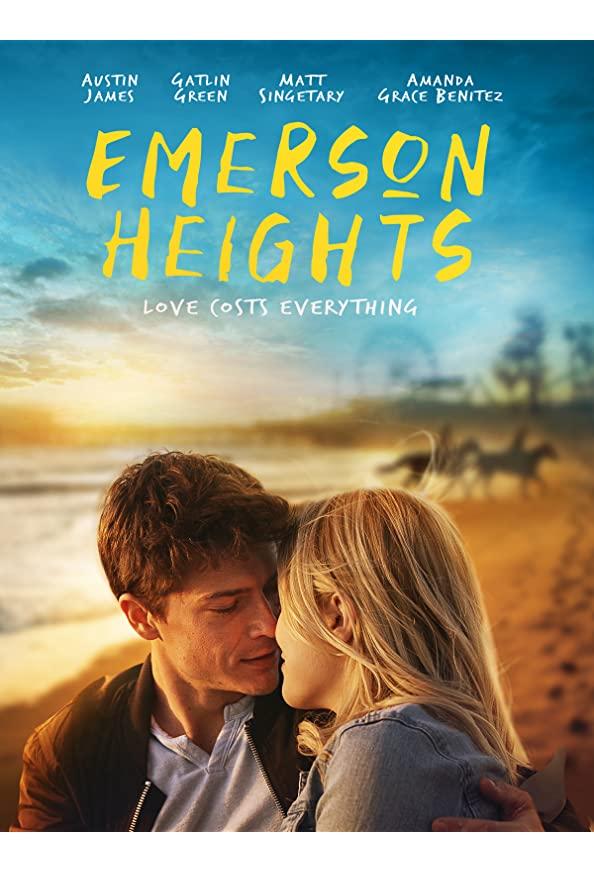 Emerson Heights kapak