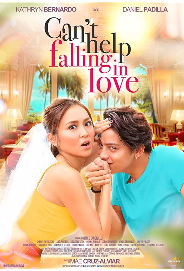 Can't Help Falling in Love kapak