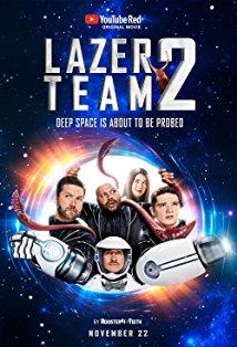Lazer Team 2 kapak
