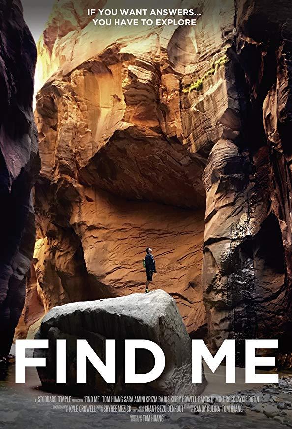 Find Me kapak